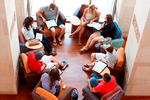 Small Group Bible Study Image