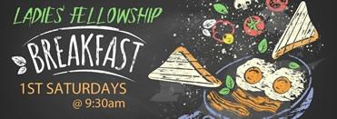 Ladies Breakfast Fellowship Rescheduled