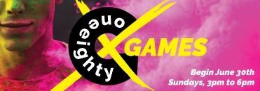 ONEeighty X-Games