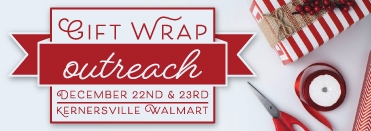 Free Gift Wrap Outreach
