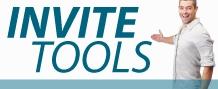 Invite tools